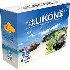 συμπλήρωμα διατροφής Kangen Ukon