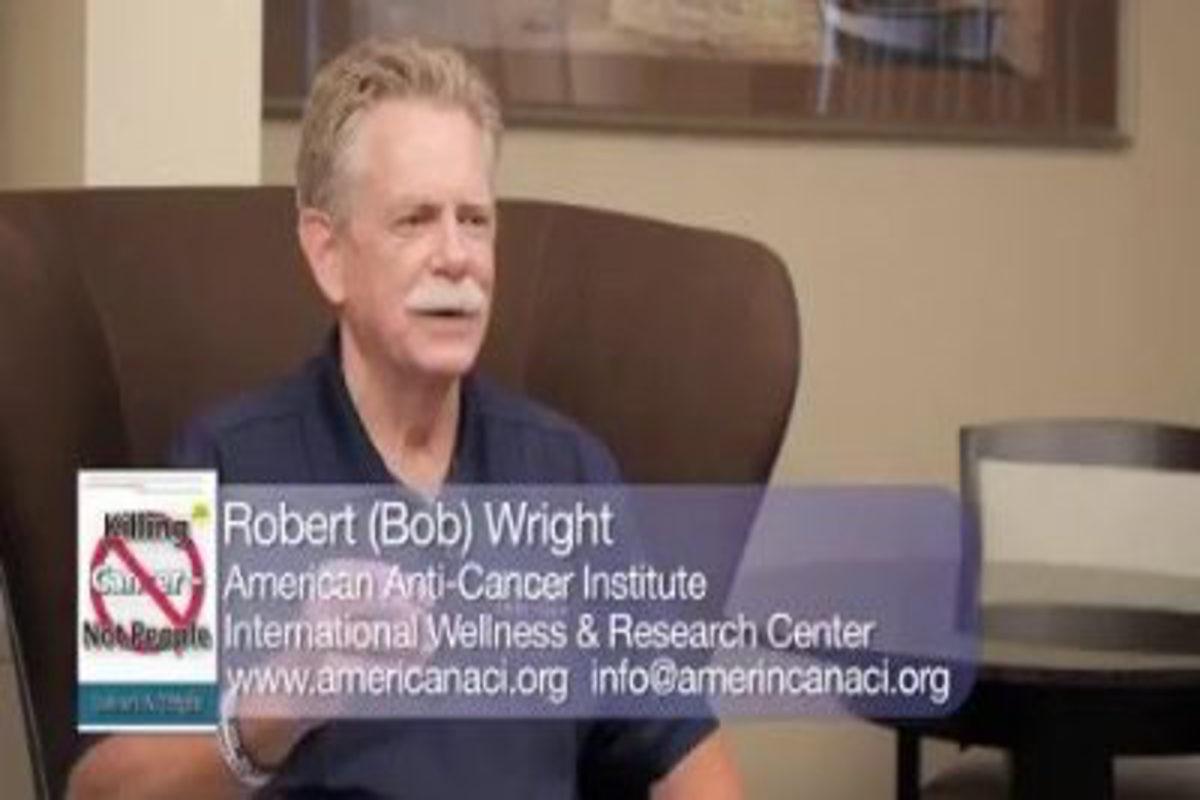 icon Bob Wright