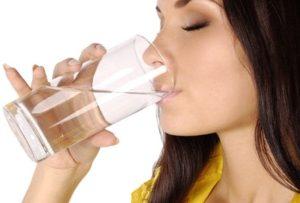 νερό και υγεία κατανάλωση