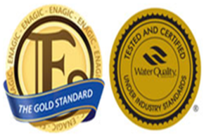WQA has honored Enagic With the Gold Seal