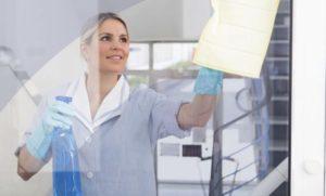 Καθαρίστε τα παράθυρα με όξινο νερό Kangen