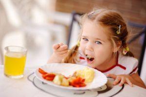 τροφες και παιδια