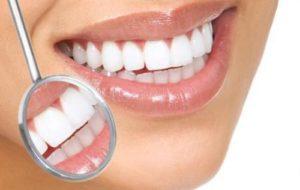 Υγιεινή των δοντιών με όξινο νερό Kangen.