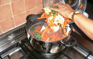 αλκαλικο νερο στη μαγειρικη