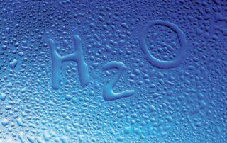 ένα φίλτρο νερού