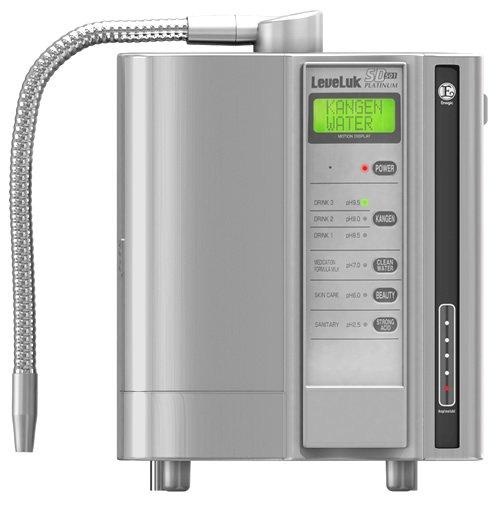 Ο Ιονιστής Νερού Leveluk SD501 Platinum