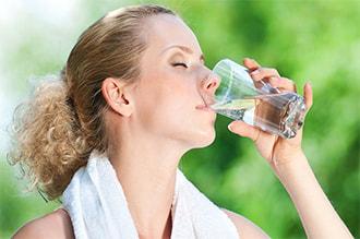 Πίνετε αλκαλικό νερό Kangen
